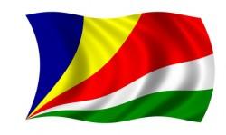 Flagge - Fahne - Seychellen